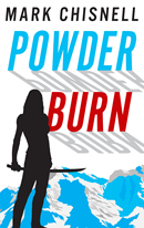 Powder Burn by Mark Chisnell